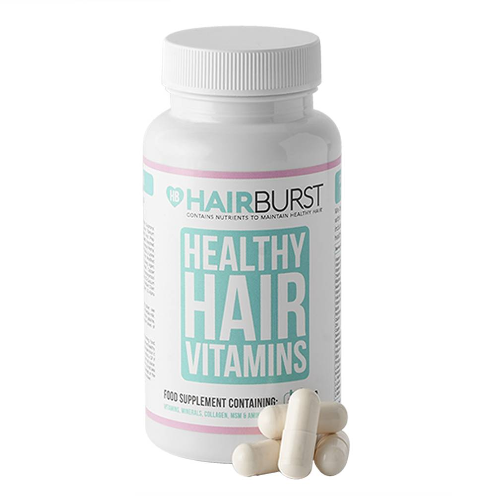 Hairburst Complment alimentaire Hairbust cure d1 mois 60bouchons