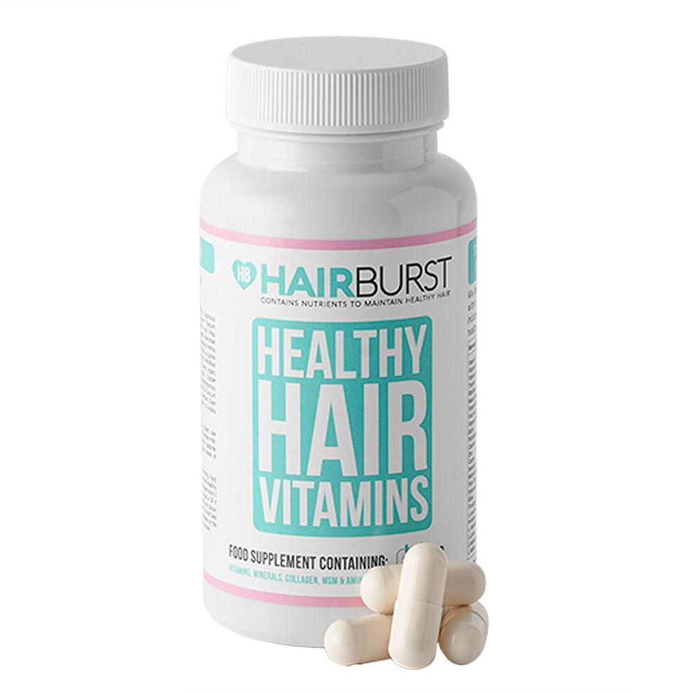 Hairburst Complément alimentaire Hairbust cure d'1 mois 60caps
