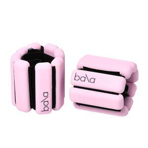 Bala Bangles 1lb Wrist and Ankle Weights Blush - Publicité