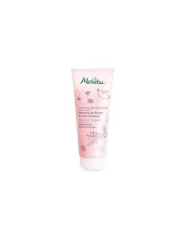 Melvita Gel douche Rose & Miel acacia 200 ml