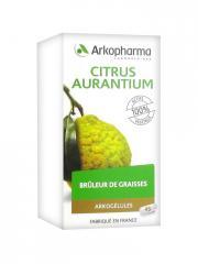 Arkopharma Arkogélules Citrus Aurantium 45 Gélules - Boîte plastique 45 gélules