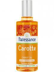 Natessance Huile Teint Hâlé Carotte 50 ml - Flacon 50 ml