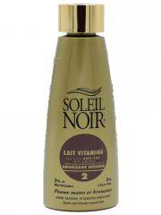 Soleil Noir Lait Vitaminé Bronzage Intense 2 150 ml - Flacon 150 ml