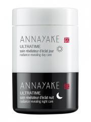 ANNAYAKE Ultratime Soin Révélateur d'Éclat Jour/Nuit 2 x 50 ml - 2 pots 2 x 50 ml