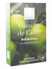 New Nordic Vinaigre de Cidre Métabolisme 30 Comprimés - Boîte 30 Comprimés