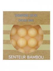 Valdispharm Shampoing Solide Cheveux Gras Senteur Bambou 55 g - Pain 55 g