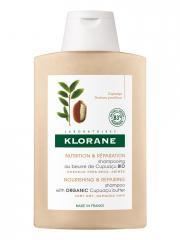 Klorane Shampoing au Beurre de Cupuaçu 400 ml - Flacon 400 ml
