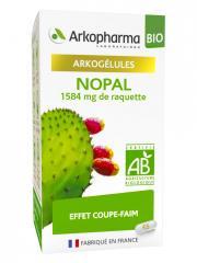 Arkopharma Arkogélules Nopal Bio 40 Gélules - Boîte 40 gélules