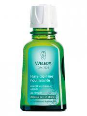 Weleda Huile Capillaire Nourrissante 50 ml - Bouteille 50 ml