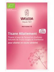 Weleda Maternité Tisane Allaitement Arômes Fruits Rouges et Framboise 20 Sachets - Boîte 20 sachets