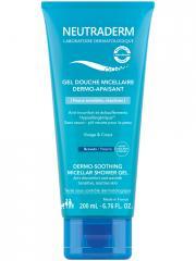 Neutraderm Gel Douche Micellaire Dermo-Apaisant 200 ml - Tube 200 ml