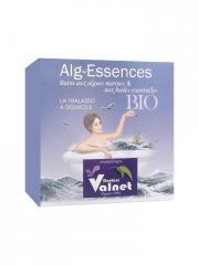 Docteur Valnet Alg-Essences La Thalasso à Domicile Bio 3 Bains - Boîte 3 sachets + 6 flacons