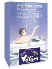 Docteur Valnet Alg-Essences La Thalasso à Domicile Bio 6 Bains - Boîte 6 sachets + 6 flacons