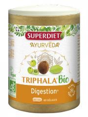 Super Diet Ayurveda Triphala Bio 60 Gélules - Pilulier 60 Gélules