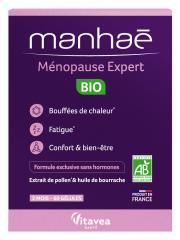 Vitavea Manhaé Ménopause Expert Bio 60 Gélules - Boîte 60 gélules