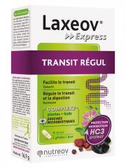 Nutreov Laxeov Express Transit Régul 30 Gélules - Boîte 30 gélules