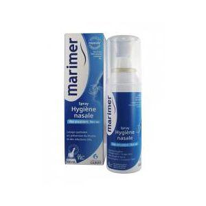 Gilbert Marimer Spray Hygiène Nasale 100 ml - Spray nasal 100 ml - Publicité