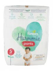Pampers Harmonie Pants 20 Couches-Culottes Taille 5 (12-17 kg) - Paquet 20 couches-culottes