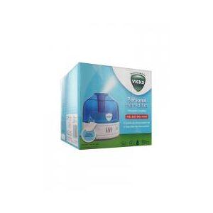 Vicks Humidificateur Personnel à Ultrason CoolMist VUL505E4 - Boîte 1 humidificateur + 1 tablette VapoPads - Publicité