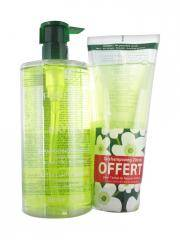Furterer Naturia Shampoing Extra-Doux Usage Fréquent 500 ml + Naturia Shampoing Extra-Doux Usage Fréquent 200 ml Offert - Flacon-Pompe 500 ml