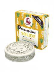Lamazuna Shampooing Solide Cheveux Normaux Pin Sylvestre 55 g - Boîte 1 pain de 55 g