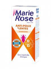 Marie Rose Anti-Poux et Lentes Shampoing 125 ml - Flacon 125 ml