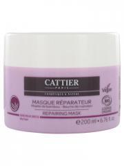 Cattier Masque Réparateur Cheveux Secs Moelle de Bambou 200 ml - Pot 200 ml