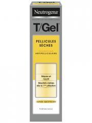 Neutrogena T/Gel Shampoing Pellicules Sèches 250 ml - Flacon 250 ml