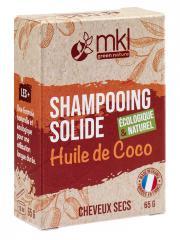 MKL Green Nature Shampoing Solide Huile de Coco Cheveux Secs 65 g - Boîte 65 g
