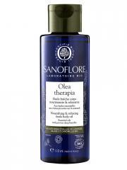 Sanoflore Olea Therapia Huile Fraîche Corps Nourrissante et Relaxante Bio 110 ml - Flacon 110 ml