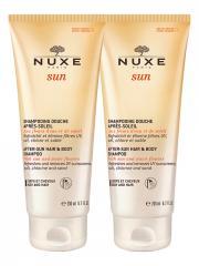 Nuxe Sun Shampoing Douche Après-Soleil Lot de 2 x 200 ml - Lot 2 x 200 ml