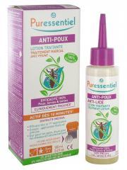 Puressentiel Lotion Anti-Poux 100 ml + Peigne - Flacon 100 ml + Peigne