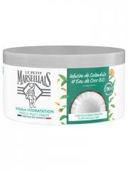 Le Petit Marseillais Masque Multi-Usage Infusion Hydratation 300 ml - Pot 300 ml