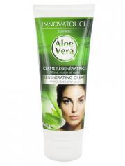 Innovatouch Crème Régénératrice Mains Visage Corps Aloe Vera 200 ml - Tube 200 ml