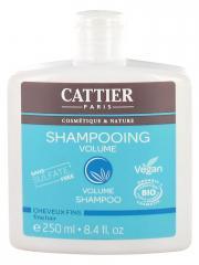 Cattier Shampoing Cheveux Fins Volume Bio 250 ml - Flacon 250 ml