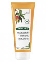 Klorane Nutrition - Cheveux Secs Après-Shampoing à la Mangue 200 ml - Tube 200 ml