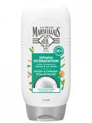 Le Petit Marseillais Après-Shampoing Infusion Hydratation 200 ml - Flacon 200 ml