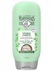 Le Petit Marseillais Après-Shampoing Infusion Pureté 200 ml - Flacon 200 ml
