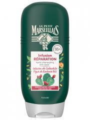 Le Petit Marseillais Après-Shampoing Infusion Réparation 200 ml - Flacon 200 ml