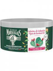 Le Petit Marseillais Masque Multi-Usage Anti-Casse Infusion Réparation 300 ml - Pot 300 ml
