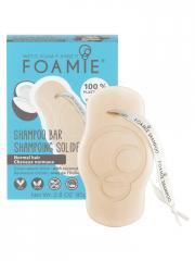 Foamie Shampoing en Barre à l'Huile de Coco Cheveux Normaux 80 g - Pain 80 g