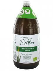 Pur Aloé Gel d'Aloé Vera à Boire Bio 1000 ml - Bouteille 1000 ml