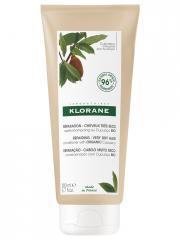 Klorane Réparation - Cheveux Très Secs Après-Shampoing au Cupuaçu Bio 200 ml - Tube 200 ml