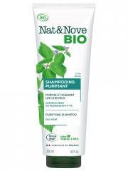 Nat&Nove Bio Nat&Nove; Bio Shampoing Purifiant Ortie 250 ml - Tube 250 ml