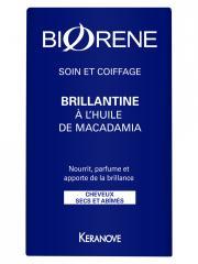 Biorène Brillantine à l'Huile de Macadamia 50 ml - Flacon 50 ml