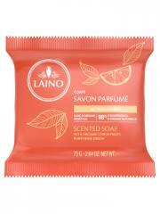 Laino Savon Parfumé aux Agrumes Bio 75 g - Pain 75 g