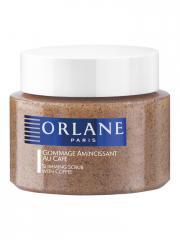 Orlane Body Gommage Amincissant au Café 500 ml - Pot 500 ml