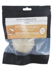 Innovatouch Éponge Konjac aux Coquilles de Noix - Blister 1 éponge