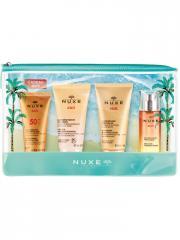 Nuxe Sun Trousse de Voyage - 1 trousse rigide 4 produits