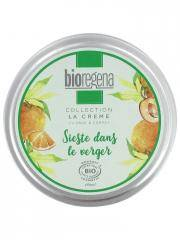 Bioregena Crème Hydratante Sieste Dans le Verger Bio 180 ml - Boîte 180 ml